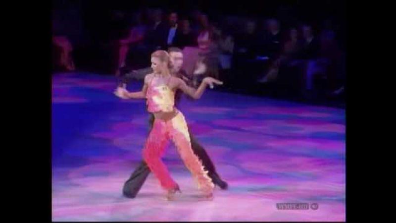 Max Yulia Rhythm dance