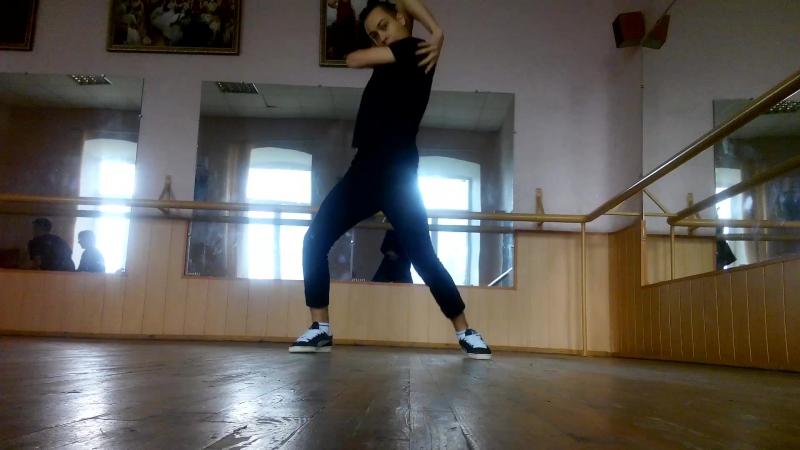 Lion(Alius monsta team)electro dance training