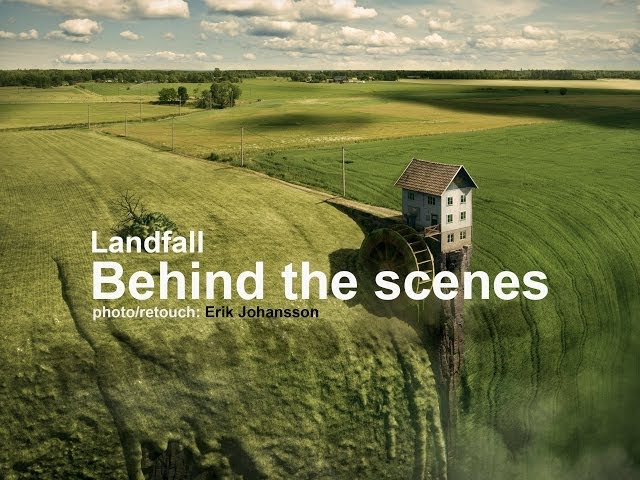 Landfall Behind the scenes