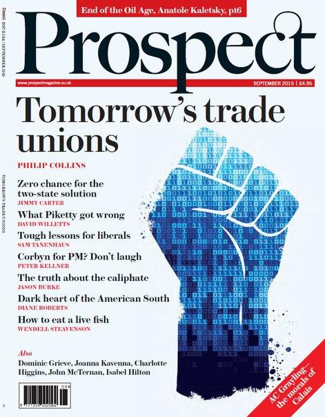 Prospect Magazine - September 2015 vk.com
