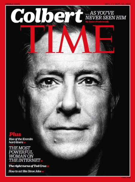Time Magazine - September 7, 2015 vk.com