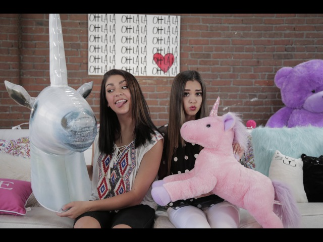 Lets Be Friends with Megan Nicole feat. Andrea Russett (Episode 4)