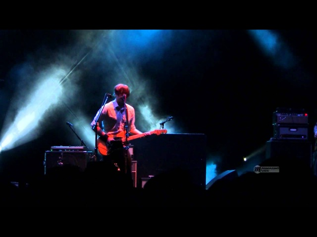 Death Cab for Cutie at Rifflandia 2014 Title Track