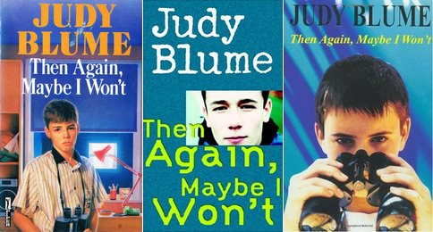 Then Again, Maybe I Won't - Judy Blume