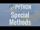 Python OOP Tutorial 5 Special Magic Dunder Methods