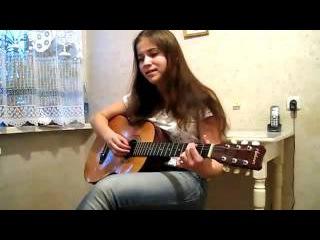 Красивая песня и девчёнка тоже