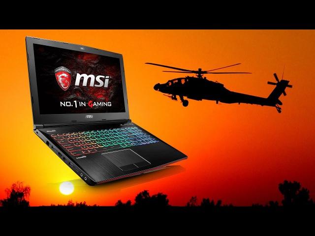 Видео обзор ноутбука MSI GE62VR 6RF 259RU Apache Pro