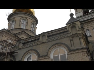 Старомихайловка (ДНР): Посёлок на линии фронта