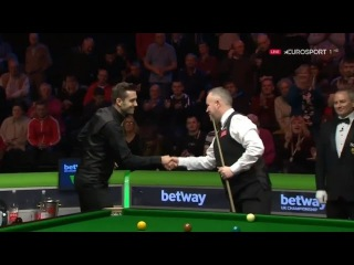 Mark Selby v John Higgins Decider QF UK Championship 2016