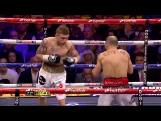 Carl Frampton vs Kiko Martinez I HD
