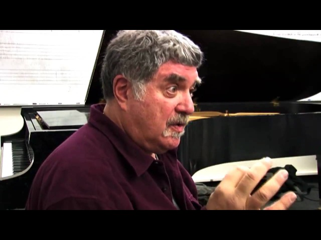 Hal Galper's Master Class The Illusion of An Instrument