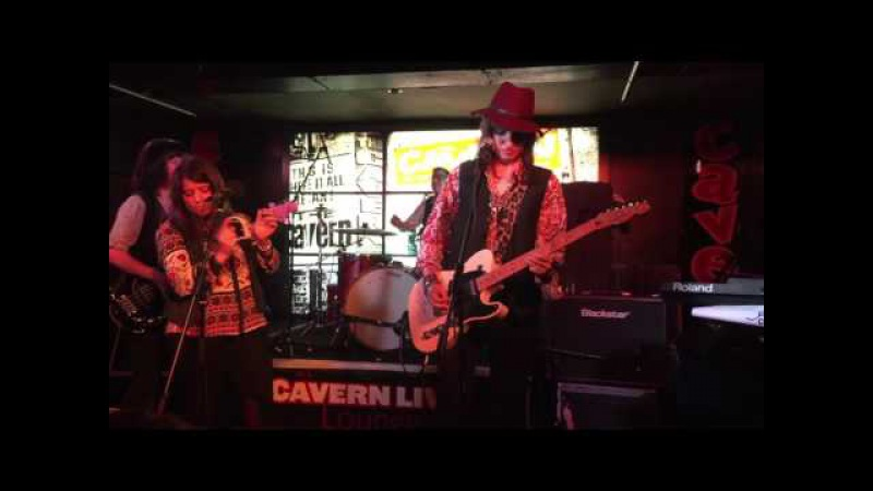 The Funkles Something Taxman Lady Madonna Live at The Cavern Club Lounge 28 08 2016
