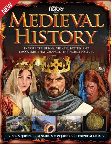 Jon White - All About History Book of Medieval History