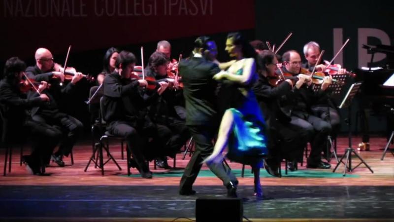 Pablo Moyano Roberta Beccarini Dreams of Tango