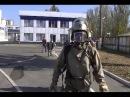 На хімічно небезпечному об'єкті Данон-Дніпро у г.Херсоні відбулися спеціальні об'єктові навчання.
