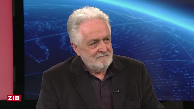 2015 10 30 ORF ZIB Henryk M Broder Publizist und Buchautor Sie reagiert in der Tat im Stil eines Feudalfürsten
