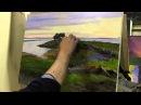 Игорь Сахаров, пейзаж маслом, масляная живопись