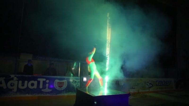 Don Laser Show Laser man