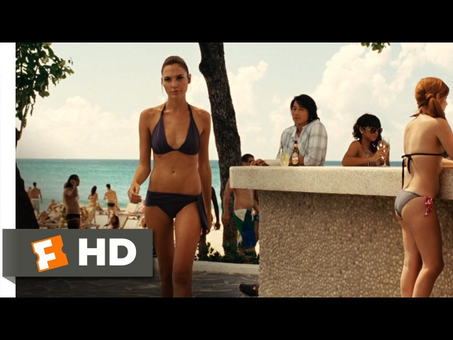 Fast Five 4 10 Movie CLIP A Woman's Job 2011 HD