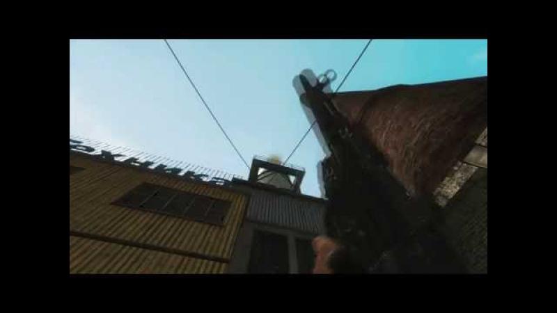 CS S MP5 Rehasher's MP5SD On BledoKen Animations