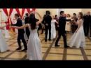 Щучинский бал 14.02.2016 Вальс гимназистов