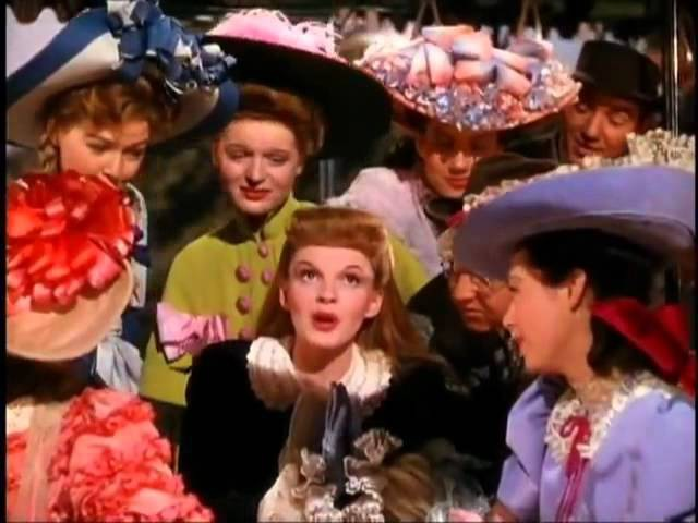 Judy Garland The Trolley Song
