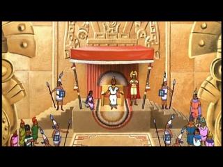 8. Las aventuras de Tintn - El templo del sol - Doblaje 1971 - (Belvision)