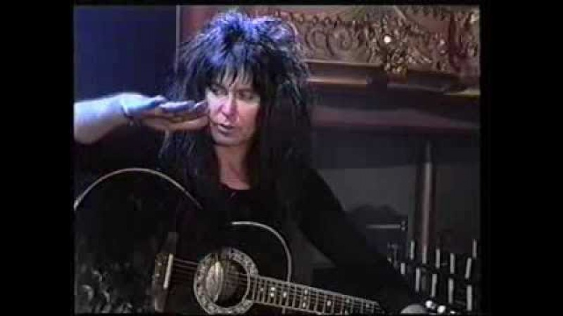 Interview with Blackie Lawless for Metal Hammer 1992
