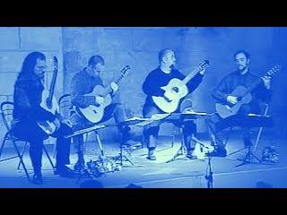 Guitare - Los Angeles Guitar Quartet - Tarantella (Horacio Salinas)