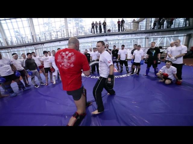Как бить быстро и жестко! Техника Федора Емельяненко How to strike fast and hard!