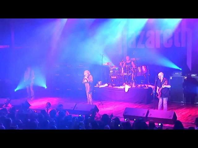 Nazareth The Newz Live in Curitiba Full Concert 29 05 2008 1080p
