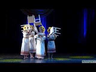 "Шоу-балет ""Силуэт"". Танец ""Лети, лето!"""