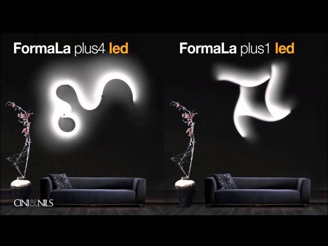 CINI NILS светильник FormaLa