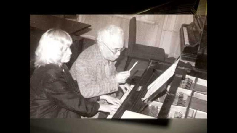 Riga Piano Duo Valery Gavrilin Tarantella