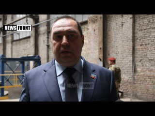 Плотницкий о пленных российских добровольцах