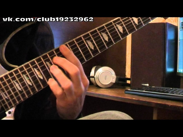 Andrey Korolev - River Flows In You (Yiruma) My arranged for guitar