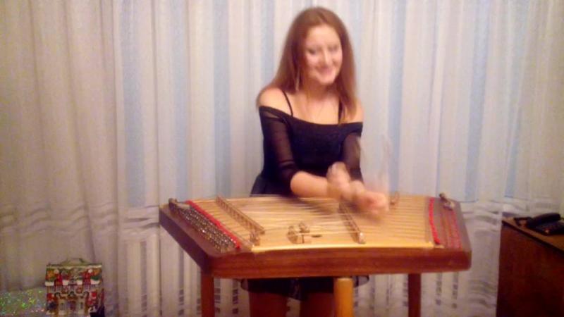 Cimbal trance dance