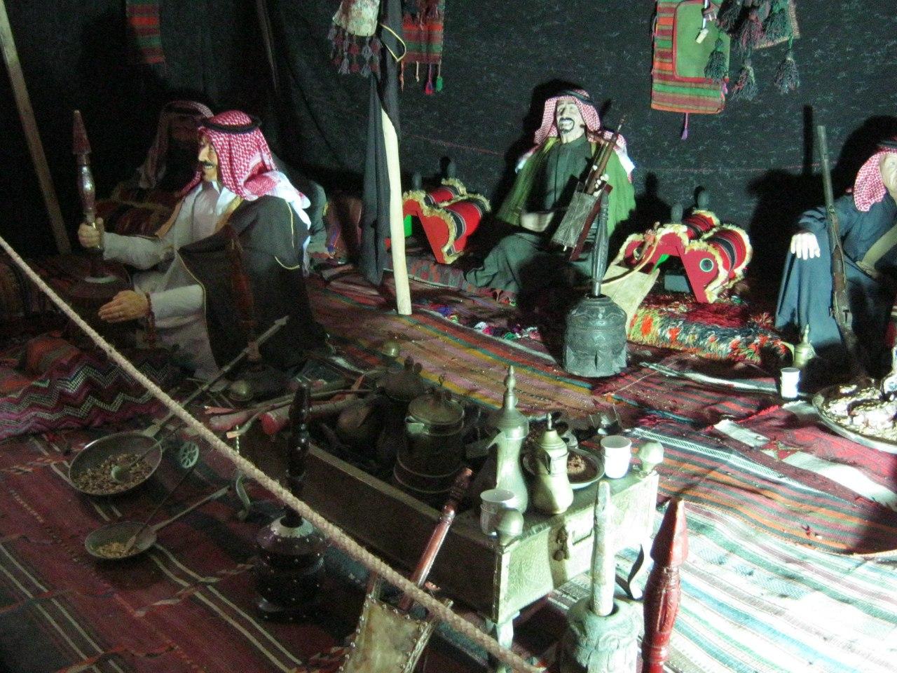 традиционная жизнь арабов и бедуинов