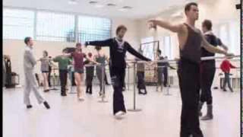 1. Stanislav Belyaevsky teaches at the Eifman Ballet