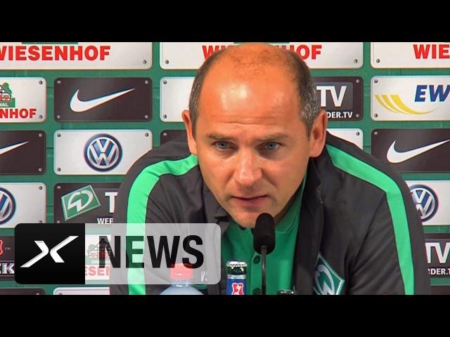 Viktor Skripnik enttäuscht So schwach wie nie | Werder Bremen - Bayer 04 Leverkusen 03