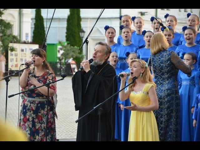 Господи, помилуй нас. (Т. Петриненко) Дитячо-молодіжний хор Преображенського собору м. Вінниці
