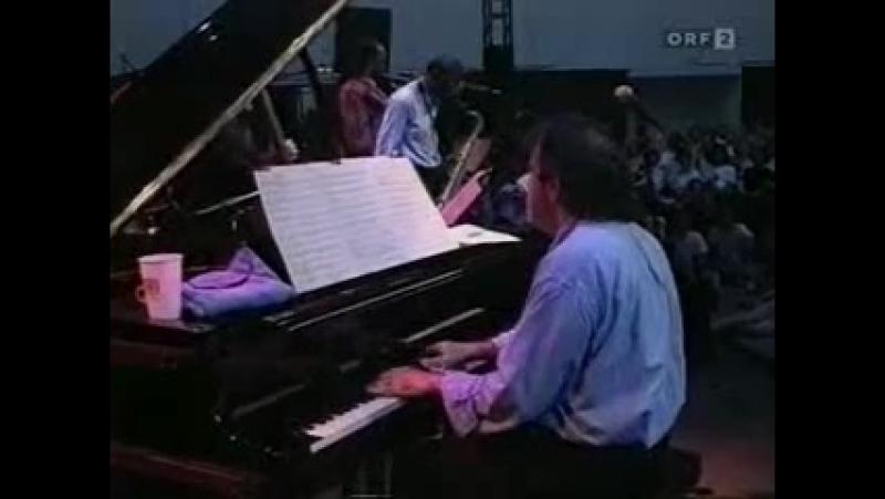 Don Grolnick Quintet wt Joe Henderson 1991 Jazz Fest Wien - The Sleaze Factor (№1)