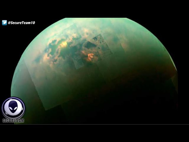 Mysterious Activity On Saturn's Moon Titan Baffles Scientists 3 6 16