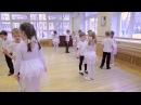 Обучение танцам в детском саду Полька