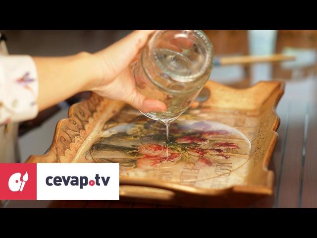 Ahşap boyamada yüz kat vernik nasıl uygulanır