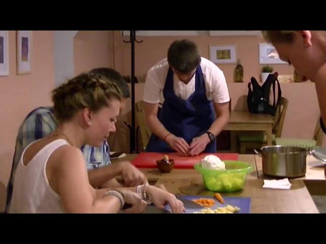 Мастер-класс Гопала по вегетарианской кухне (1)