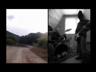 ტრიო მანდილი - აპარეკაThe trio Mandili - Apareka (Metal Version)