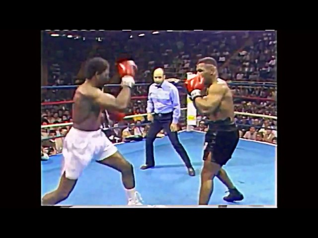 Mike Tyson's Perfect Boxing Skills