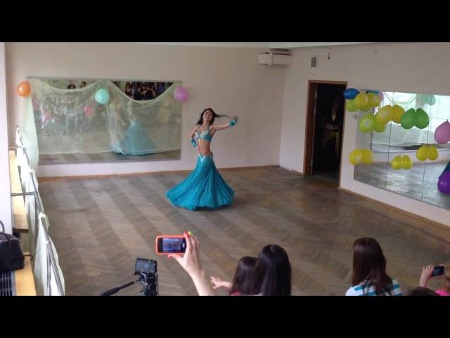 Танец живота выступление Кристины Гумаровой