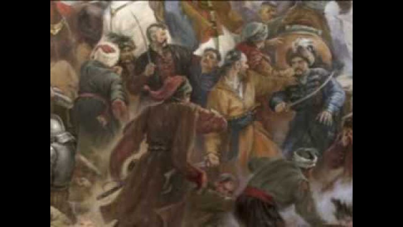 Чорна рілля ізорана Ukrainian folk song